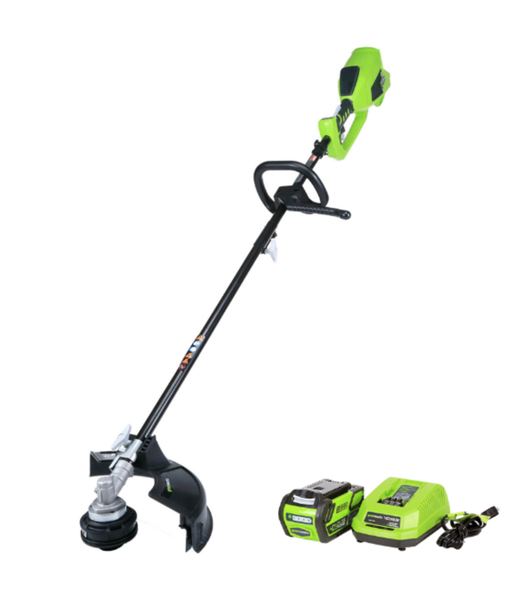 Greenworks 14-Inch 40V Cordless String Trimmer 21362: Pros and Cons From an Owner