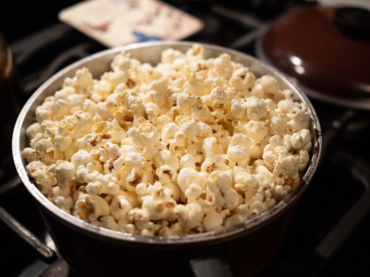 How to Successfully Grow Your Own Popcorn