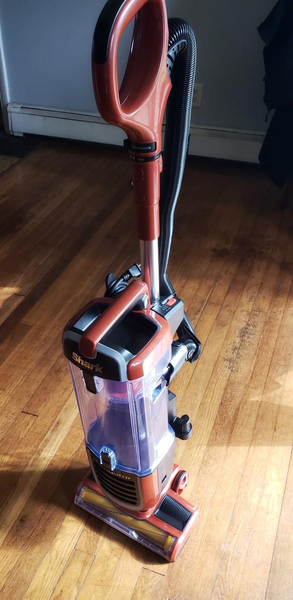 Shark Navigator Pet with Self-Cleaning Brushroll Vacuum