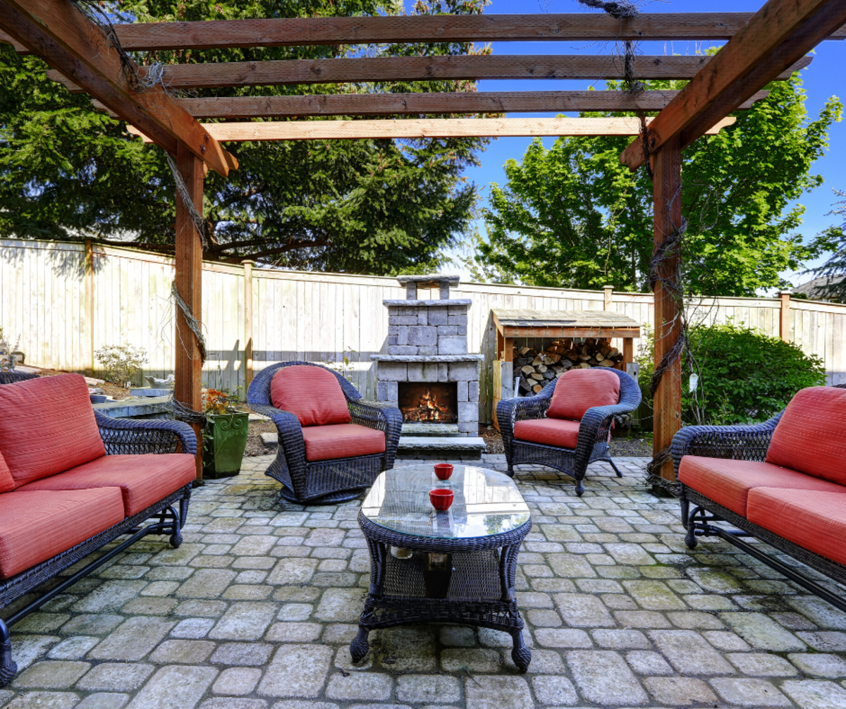 The kind of seating you choose to go with can have a major effect on the overall feel of your backyard patio.