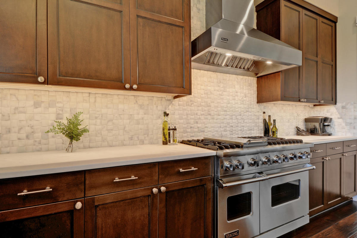These are installed on the underside of the cabinets. They are ideal for illuminating countertops and prep areas.