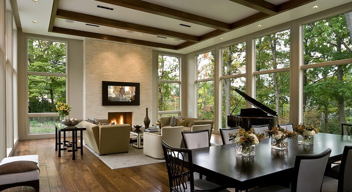 Sunlight is extremely healthy, and natural light provides a sense of daylight illumination.