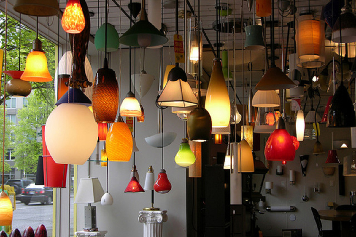 Different Types of Lighting for Your Home