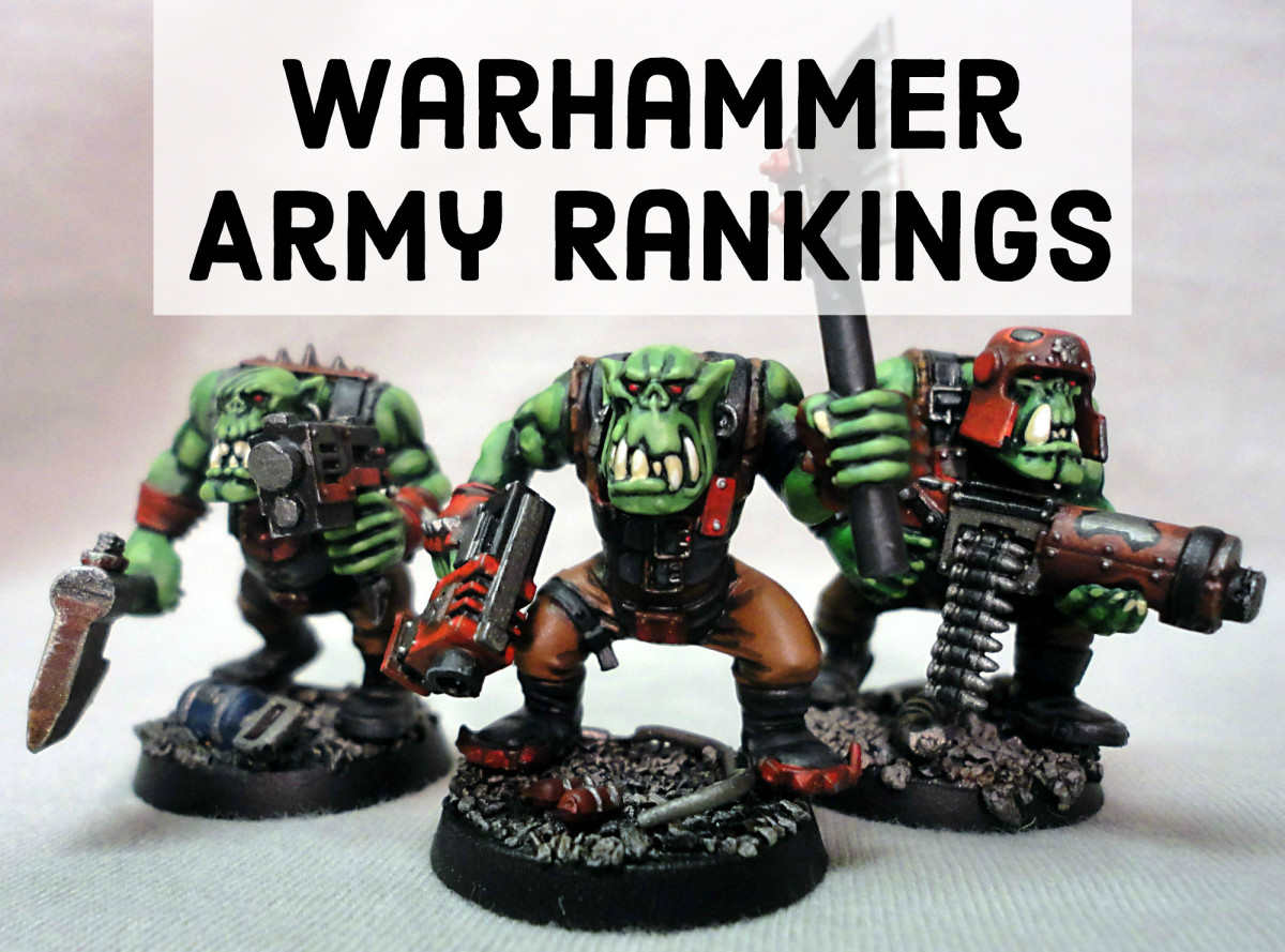 Best Warhammer Fantasy Army - 8th Edition
