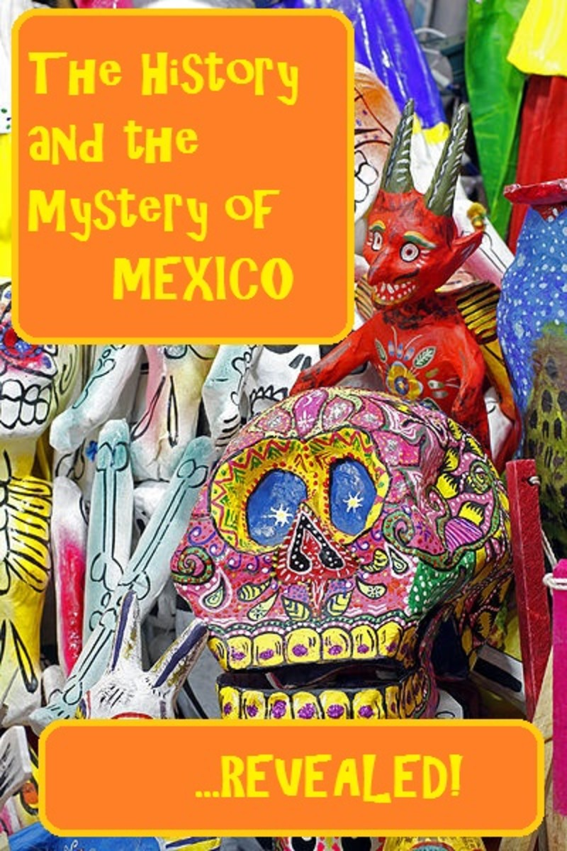 Top Ten Interesting and Fun Facts About Mexico