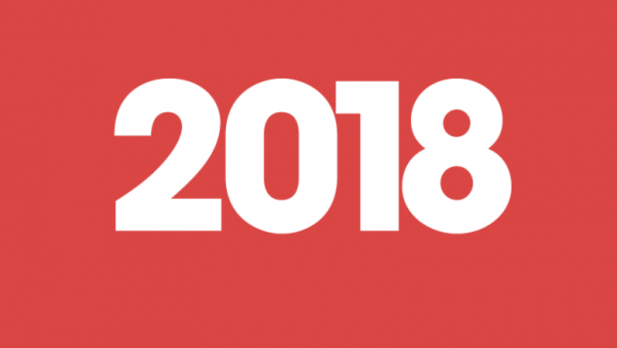 This article teaches you fun facts and trivia from the year 2018.