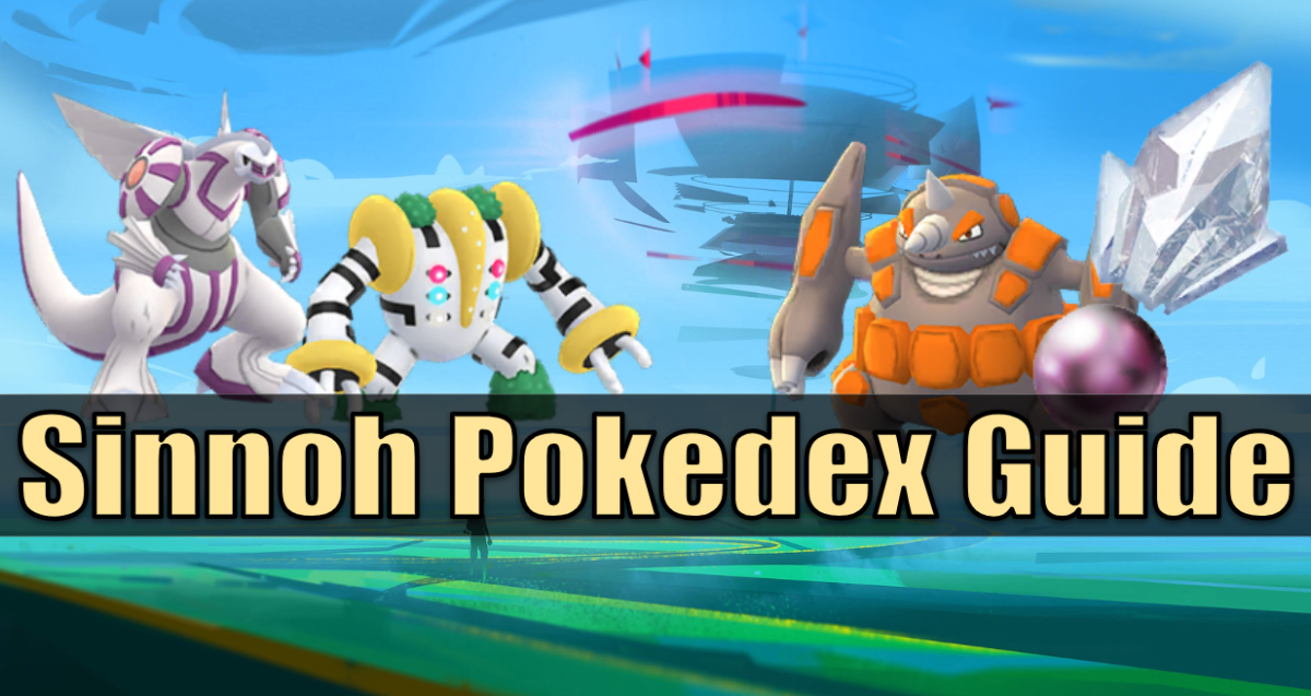"""A guide to capturing Sinnoh Pokémon from Generation 4 in """"Pokemon Go."""""""