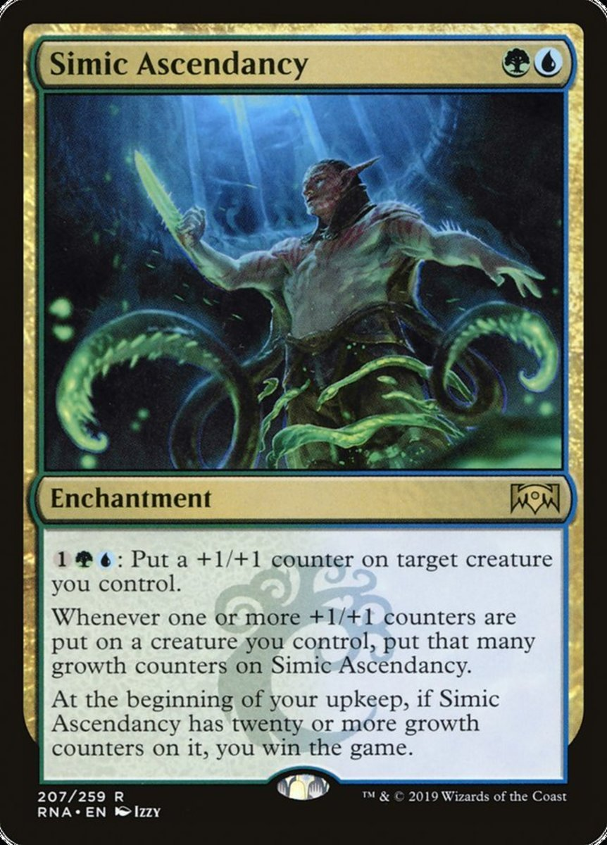 Simic Ascendancy mtg