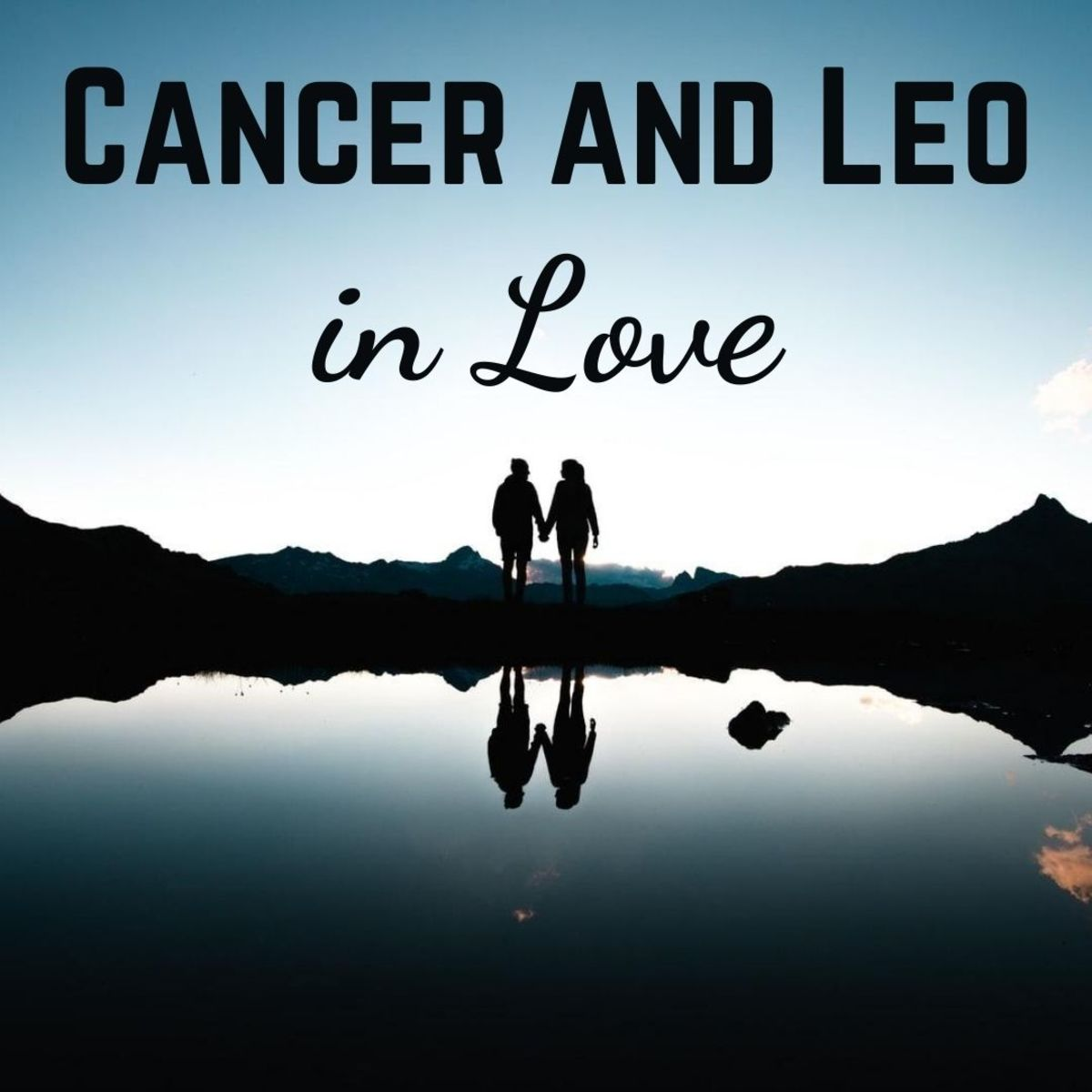 As neighboring signs, Cancer and Leo can easily make a relationship work.