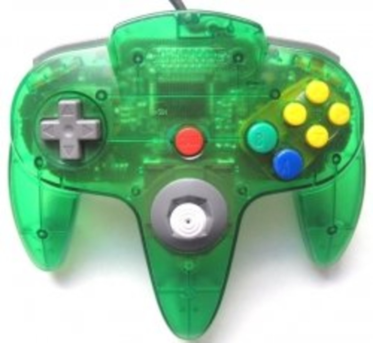 Nintendo 64 (N64) Controllers — All You Ever Wanted to Know