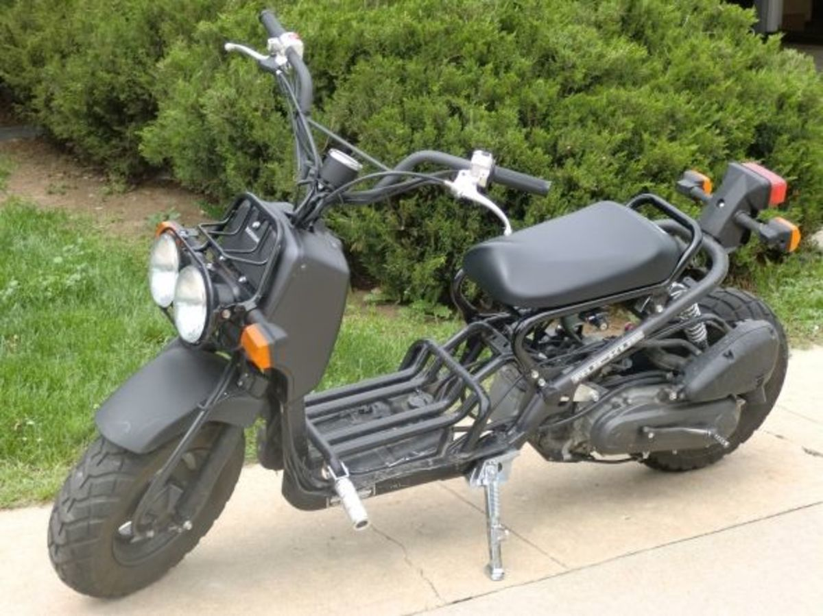 Kelebihan Honda Zoomer 50 Murah Berkualitas