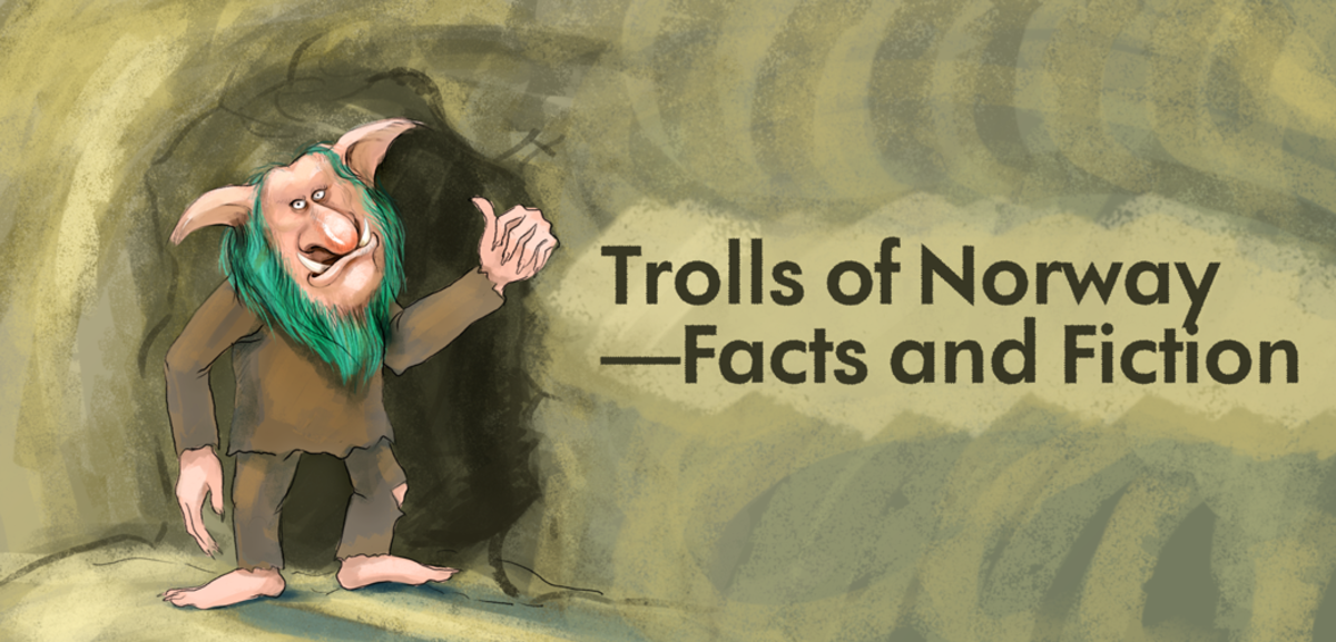 Trolls Of Norway Facts And Fiction Owlcation Education
