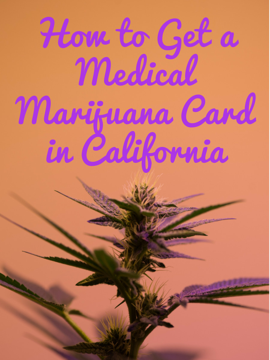 how to get a medical card in california
