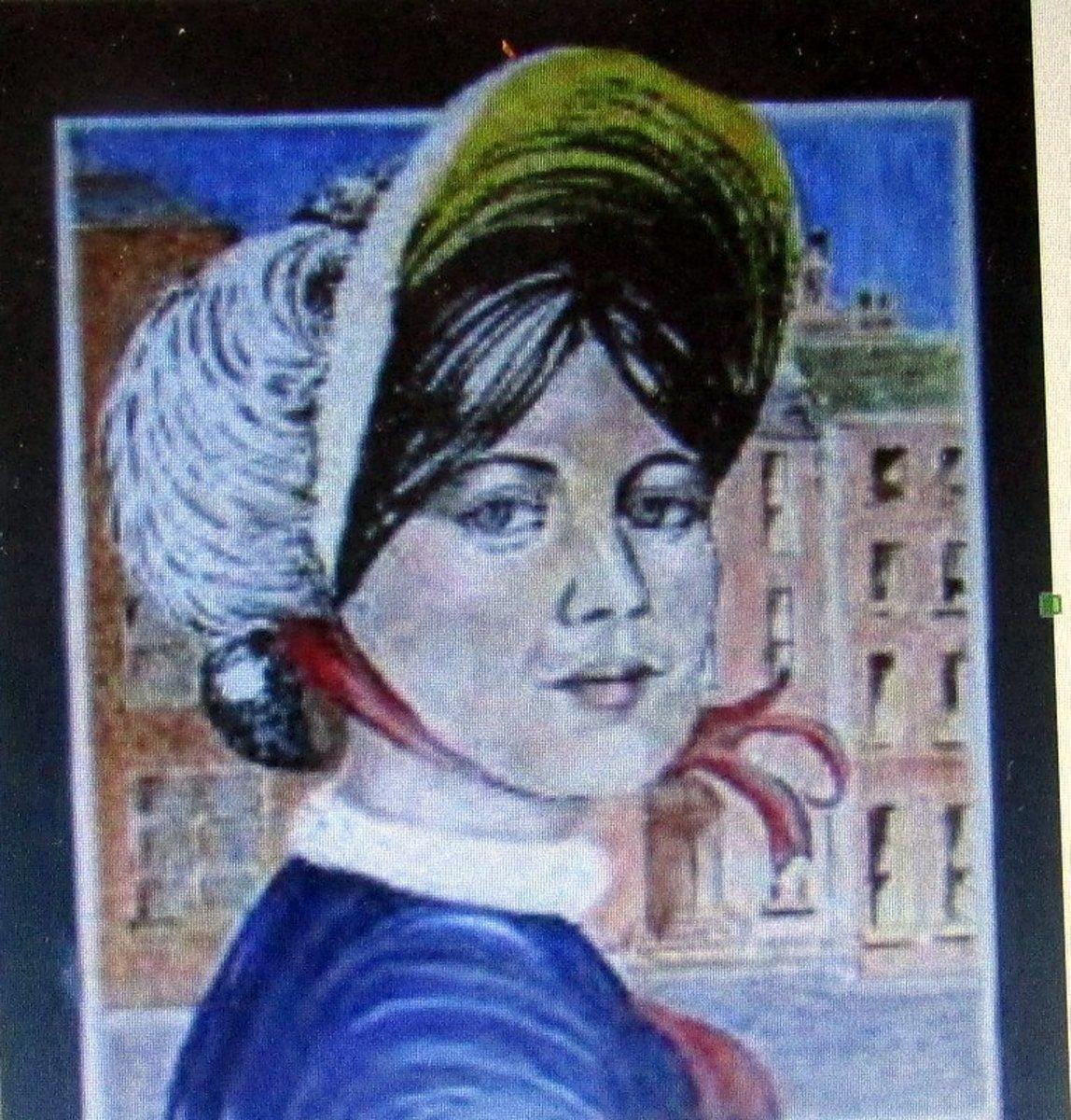 Prisoner Margaret Aylward was an Irish Nun