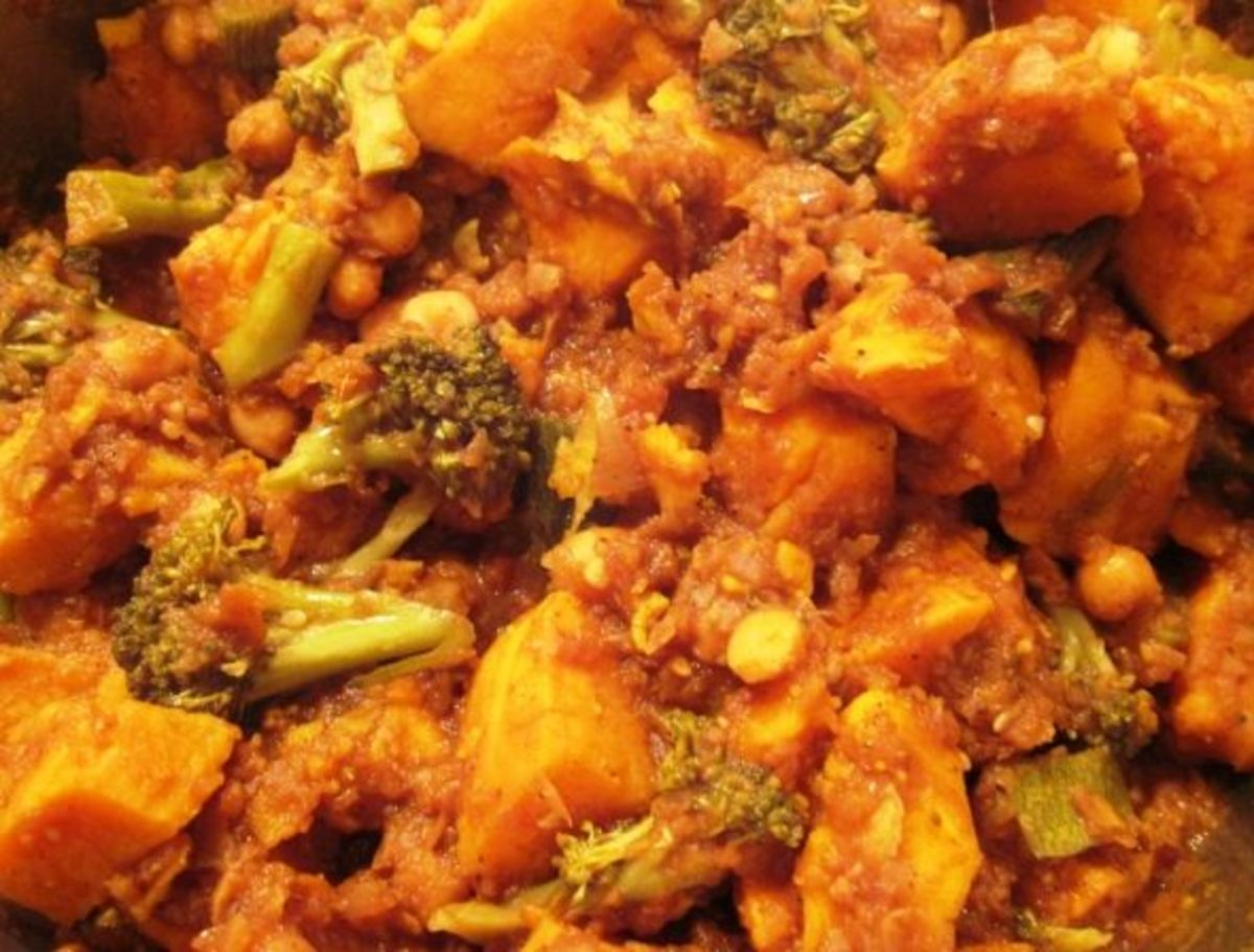 How to Make Indian Vindaloo at Home in 4 Easy Steps