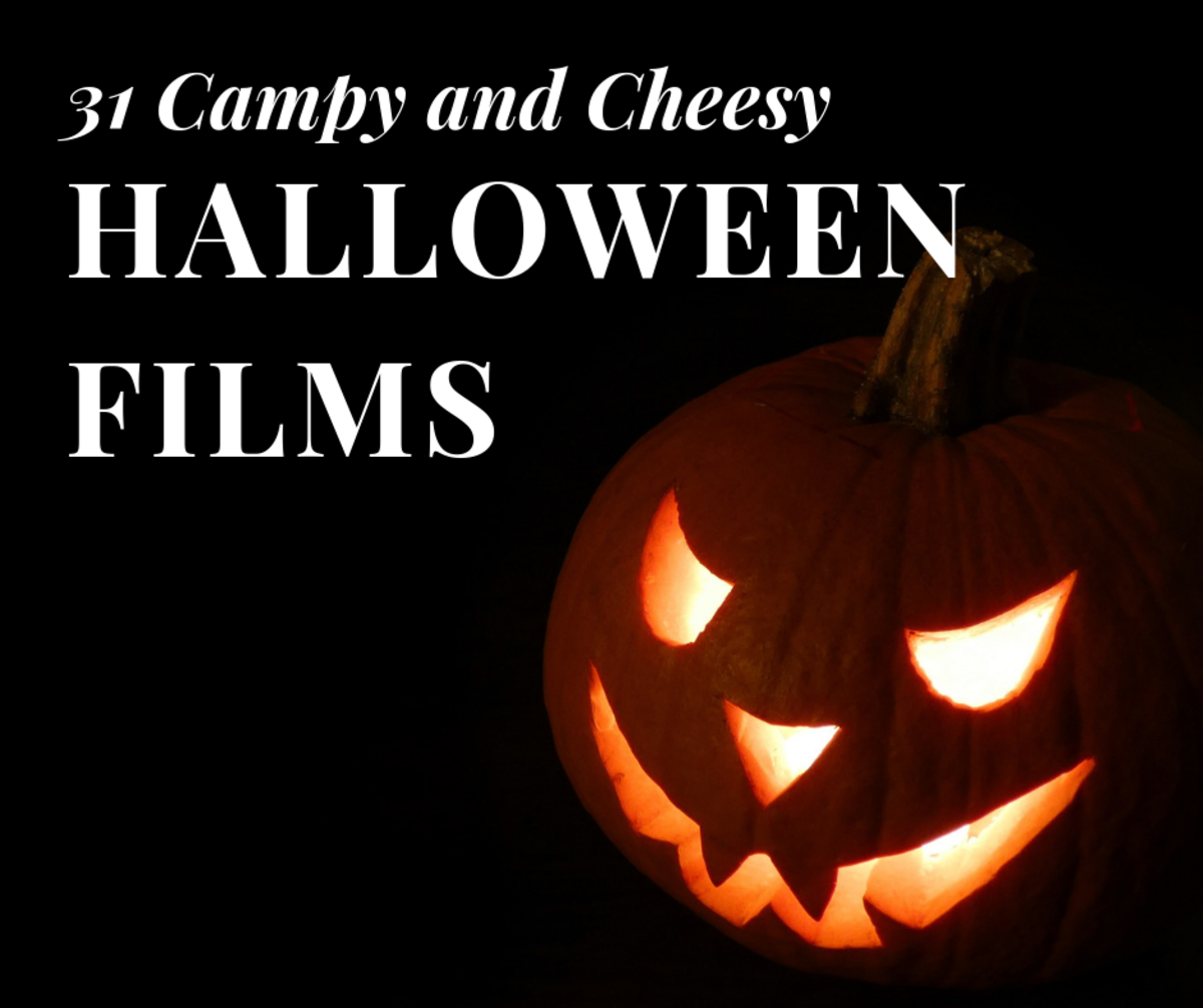 31 Campy and Cheesy Horror Films for Halloween