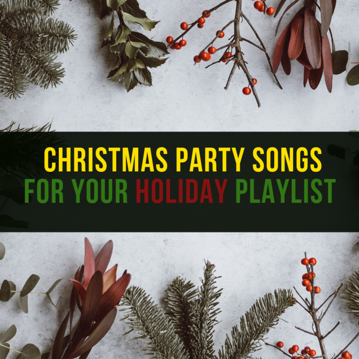 25 Christmas Party Songs for Your Holiday Playlist
