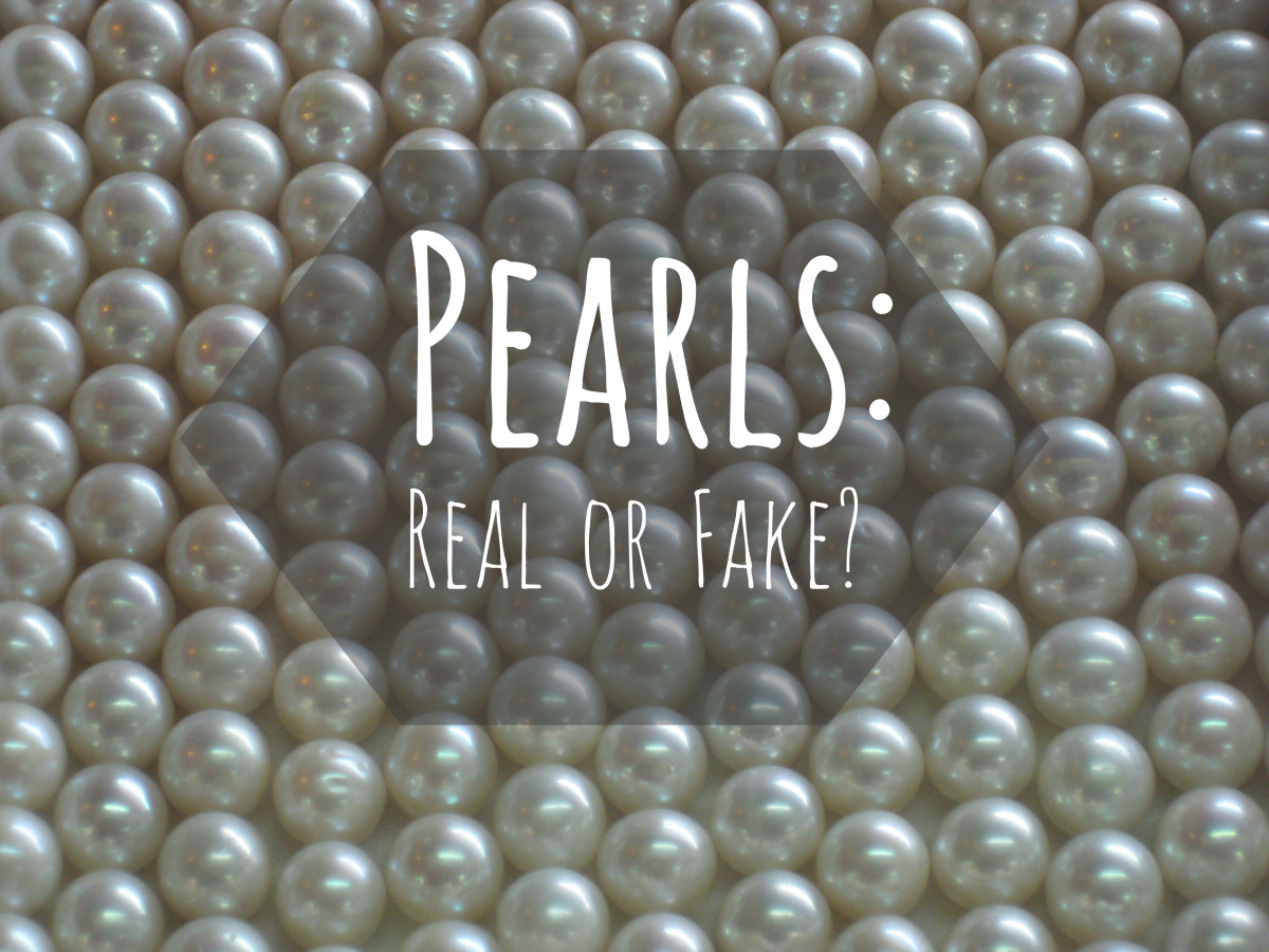 How to Tell Real and Fake Pearls Apart