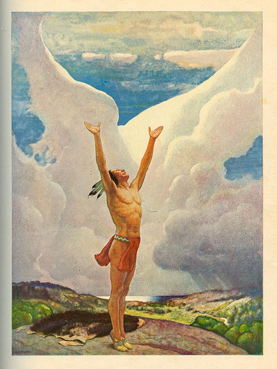 White Cloud's Prayer