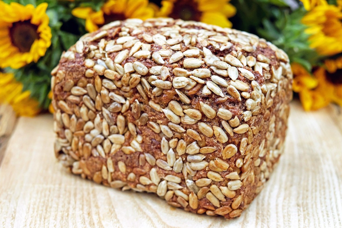 Whole wheat is a nutritious food, but some people are intolerant to wheat or to the gluten in the wheat.