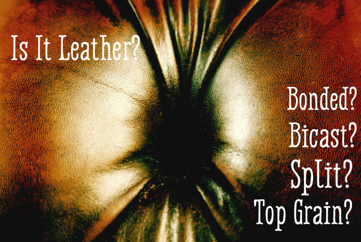 Is It Real Leather, or Does It Just Look Real?