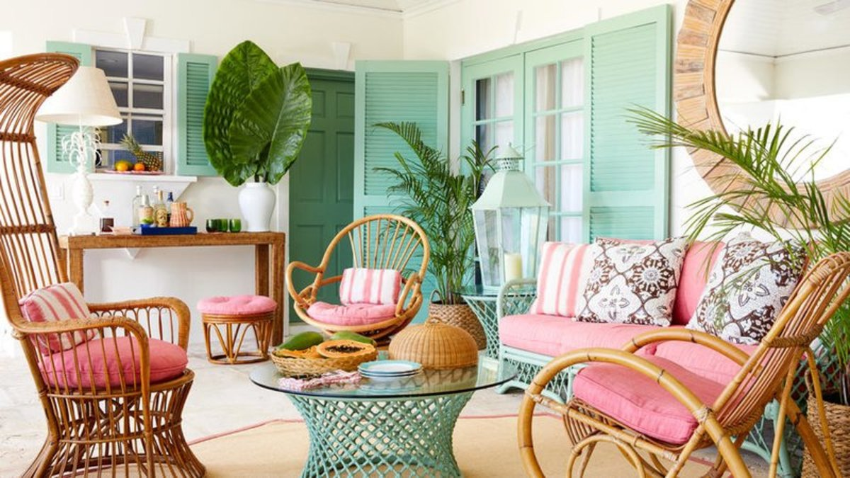Coastal design trends are perfect for homes near the ocean.