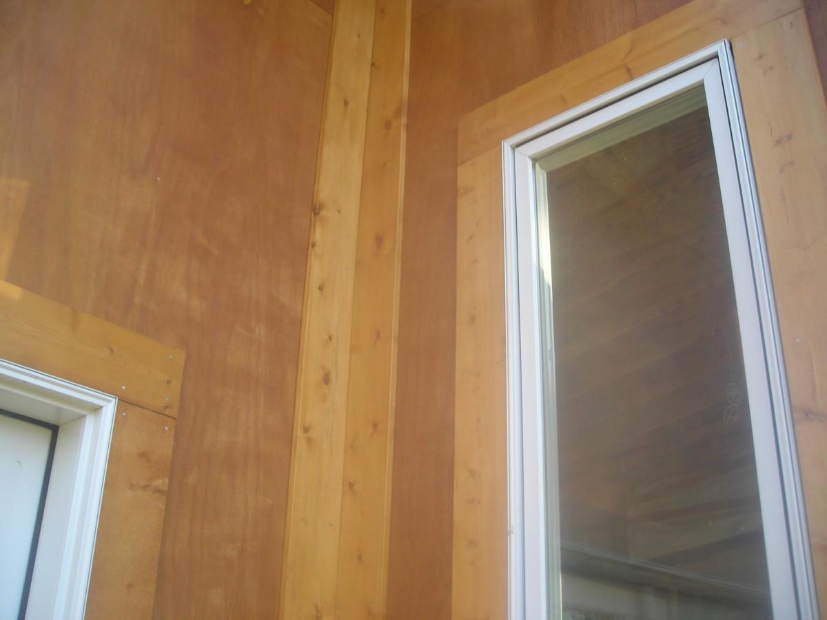 pole barn house windows