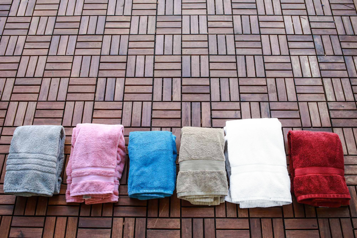 Even if they're old and frayed, towels are in great need at animal shelters.