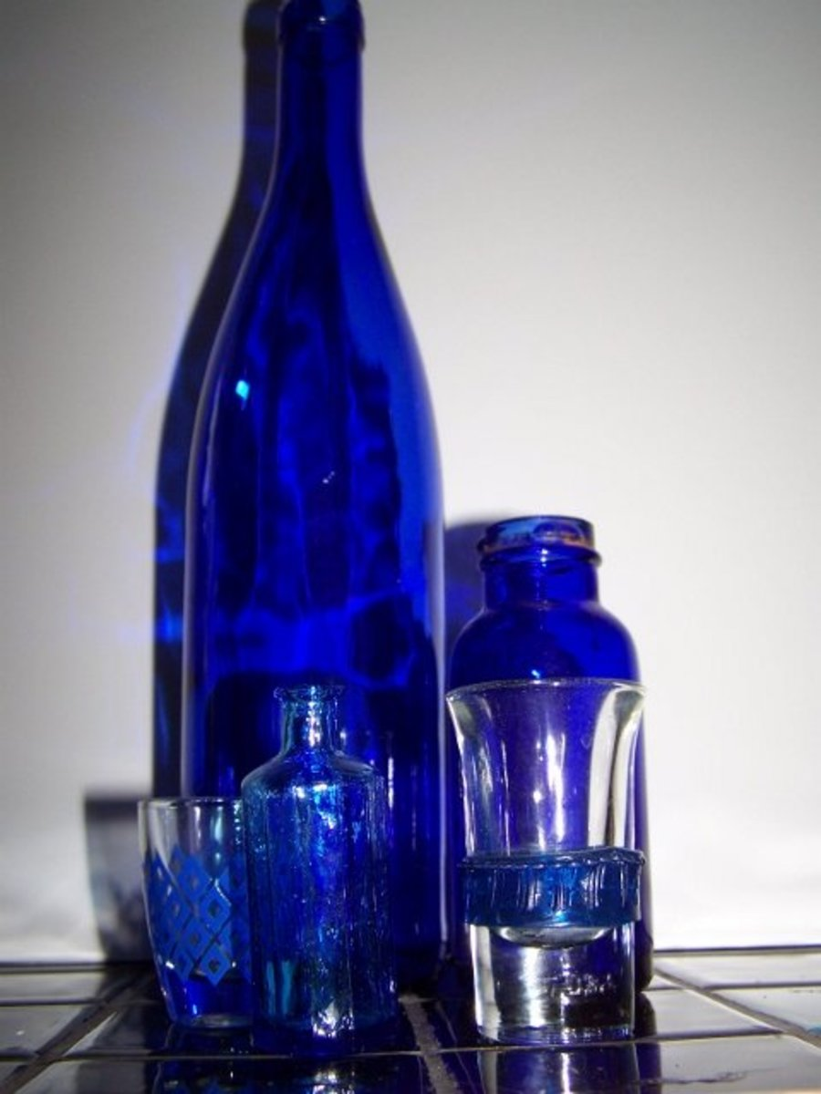 Small and Large Bottles