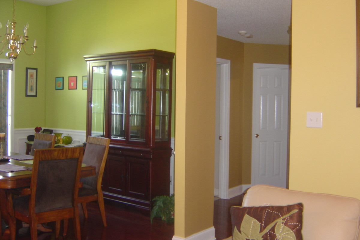 Diy Decorating Ideas For Lime Green Apple Green And Yellow Rooms Dengarden Home And Garden