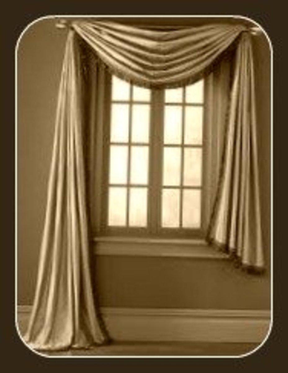 Common Drapery Terminology---Basic Window Treatments Explained
