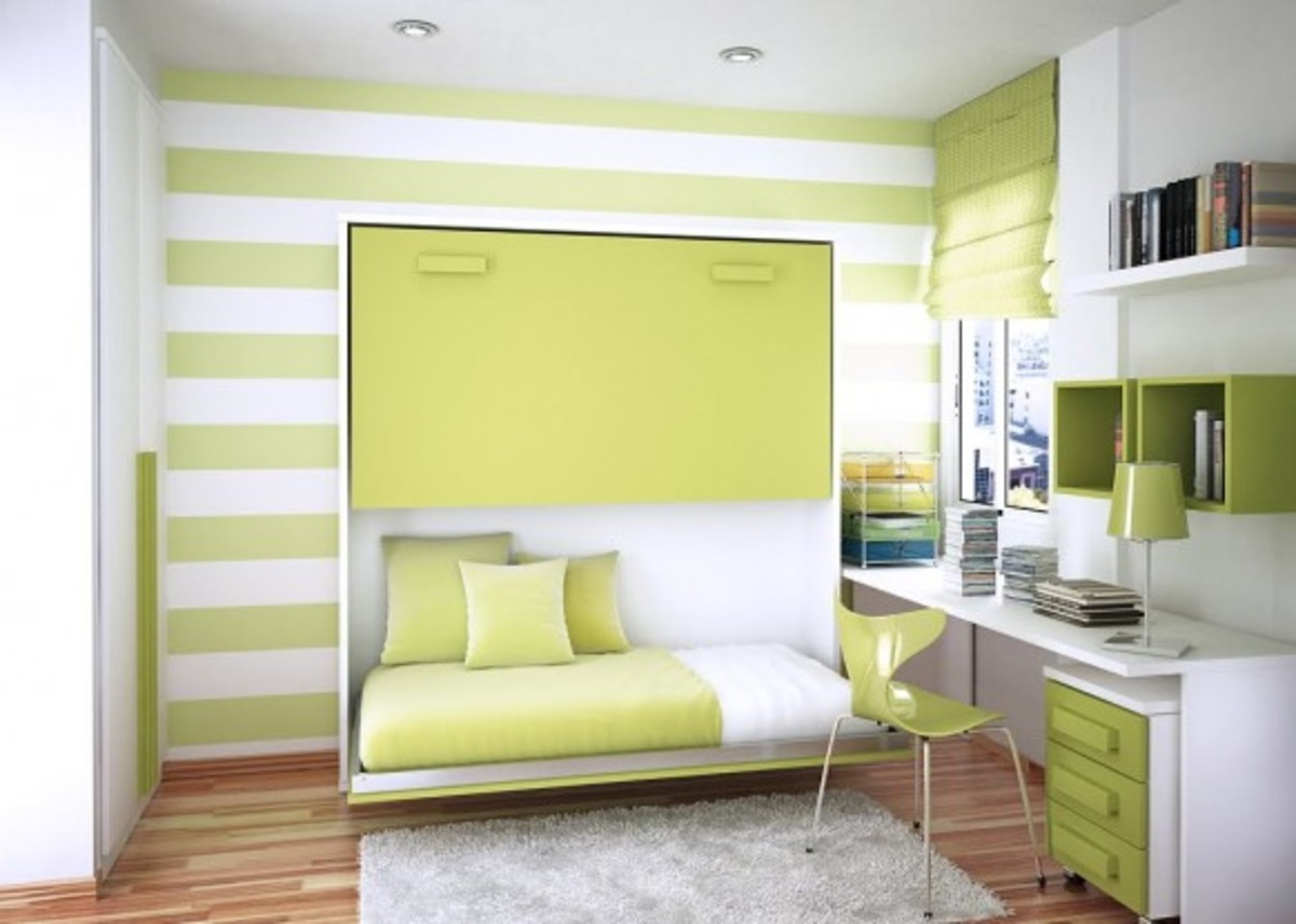 Living Small: More Design Ideas for Small Spaces | Dengarden
