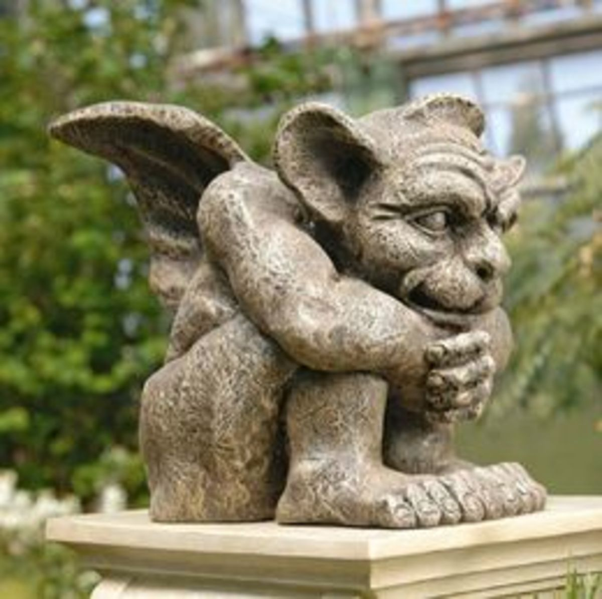 Emmett the Gargoyle
