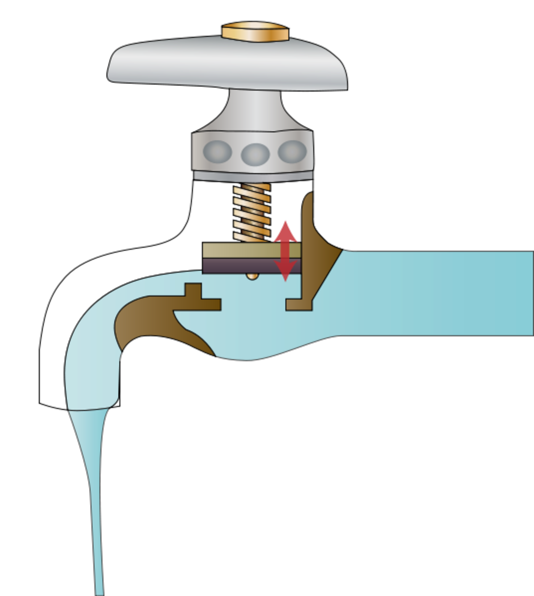 How to Replace an Outside Water Spigot