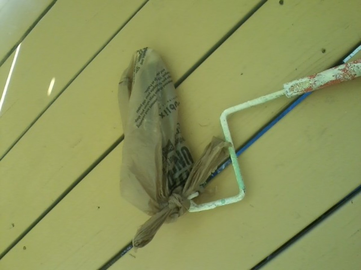 3: Tie bag