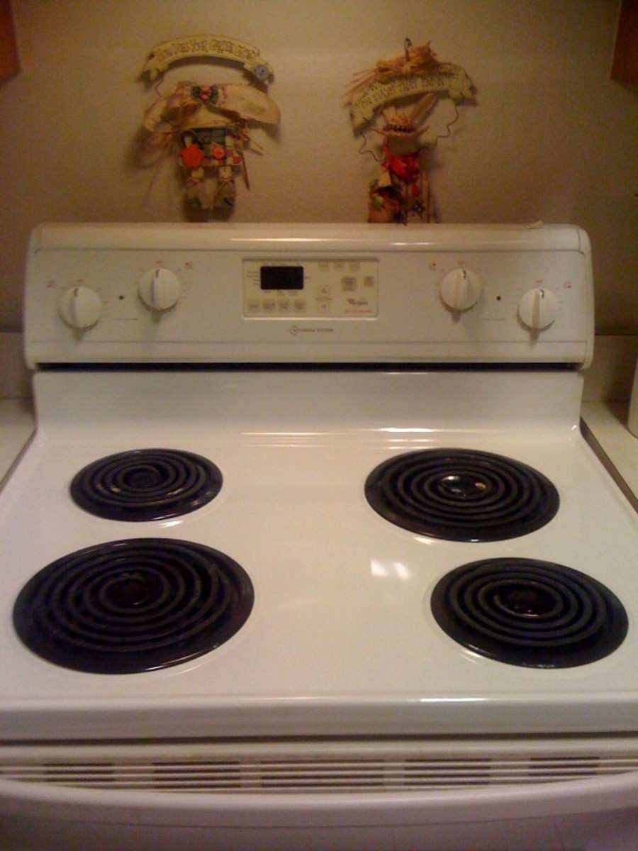 Cooking On Electric Induction Ceramic Glass Coils And
