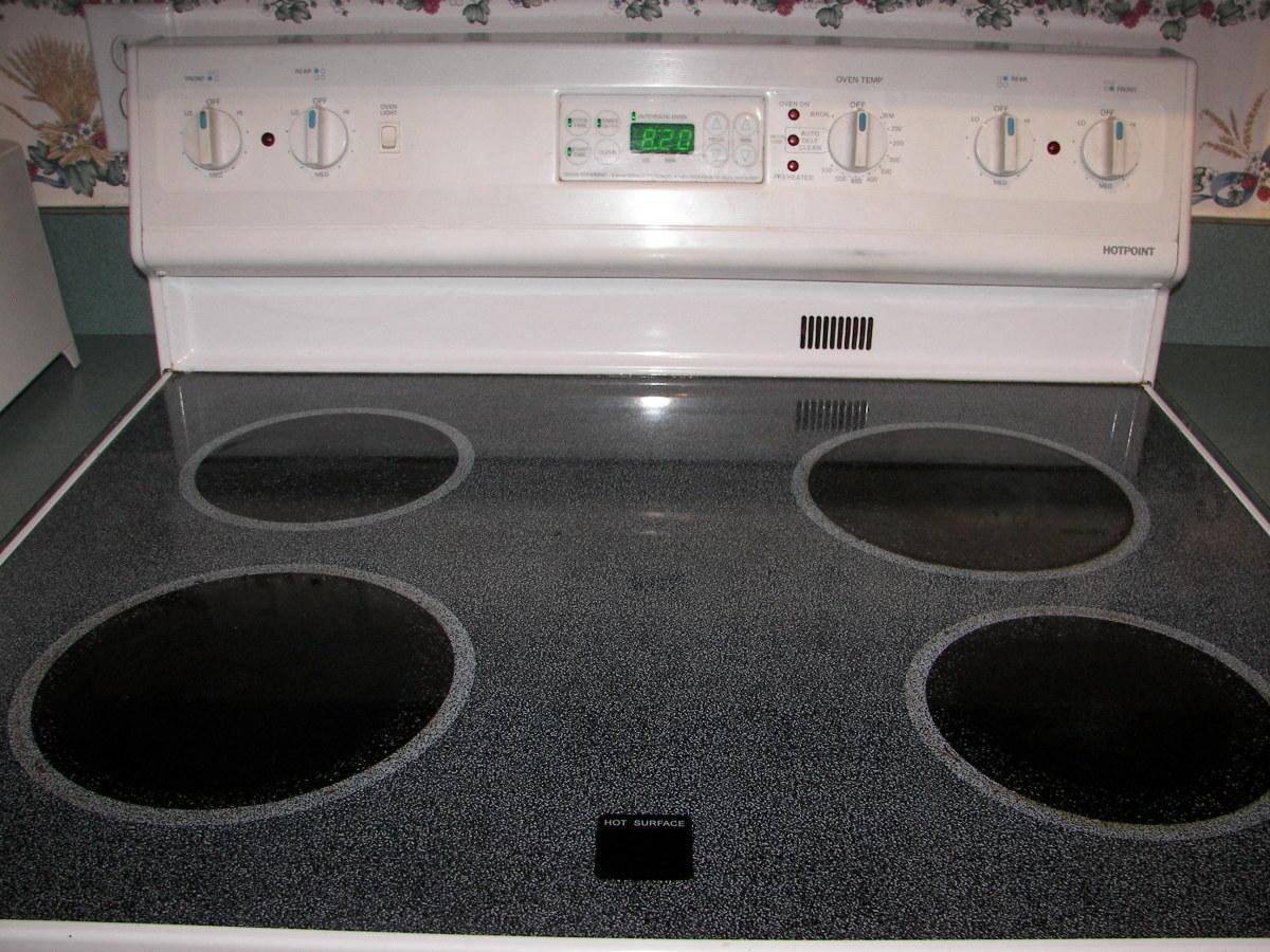ceramic-glass cooktop