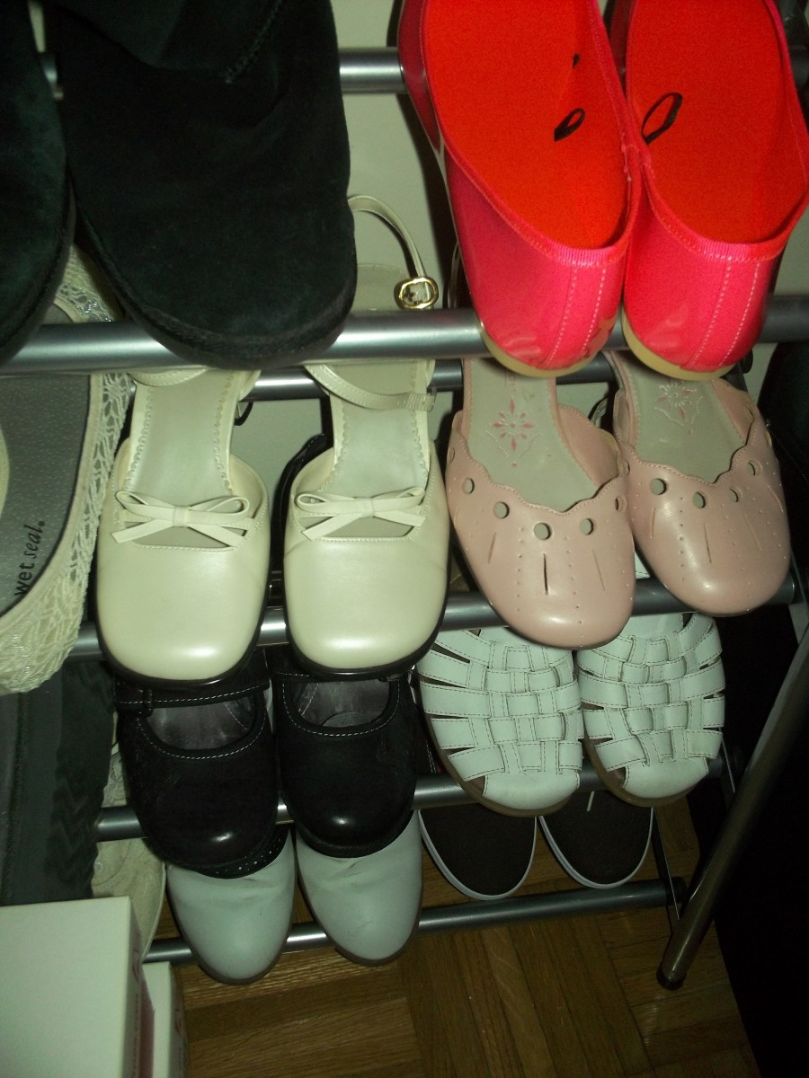 Organize Those Shoes!