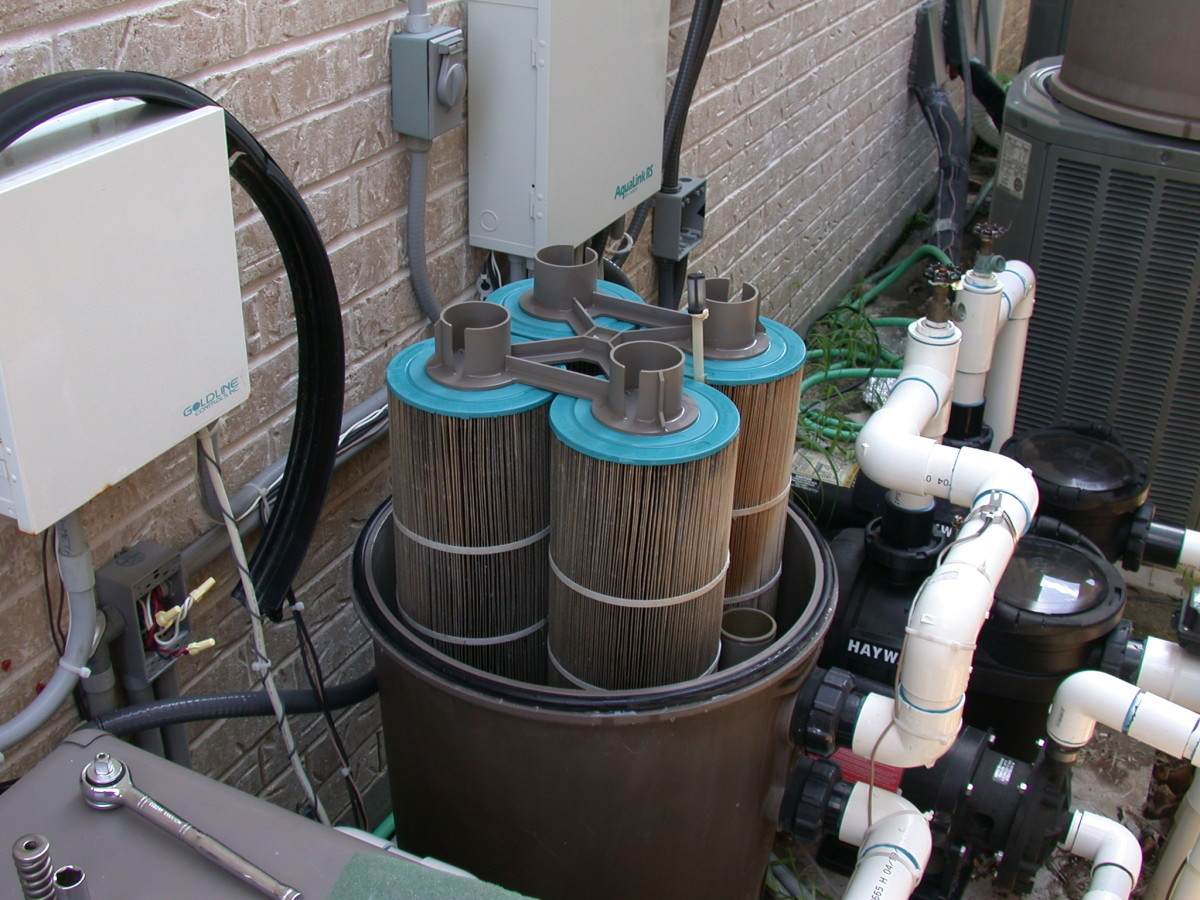 How to select the best pool filter dengarden - Cleaning sand filter swimming pool ...