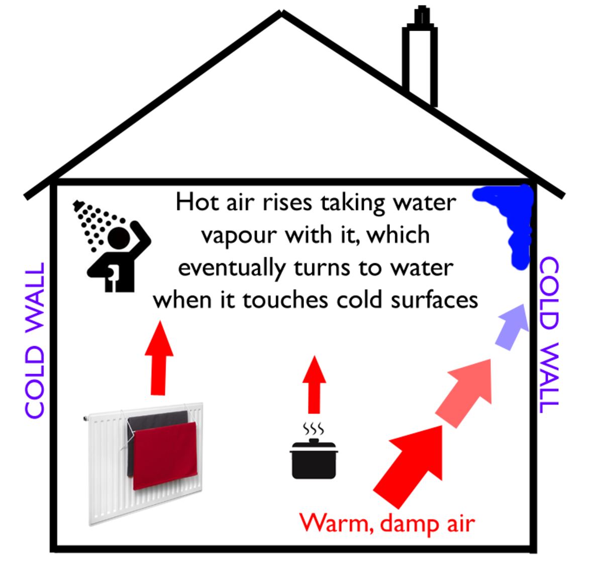 How to prevent Condensation & Damp in your Home