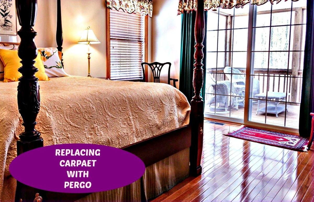 What You Need To Know About Replacing Carpet With Pergo Dengarden