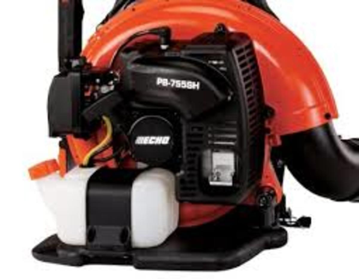 Review of Echo, Stihl, and RedMax Backpack Blowers