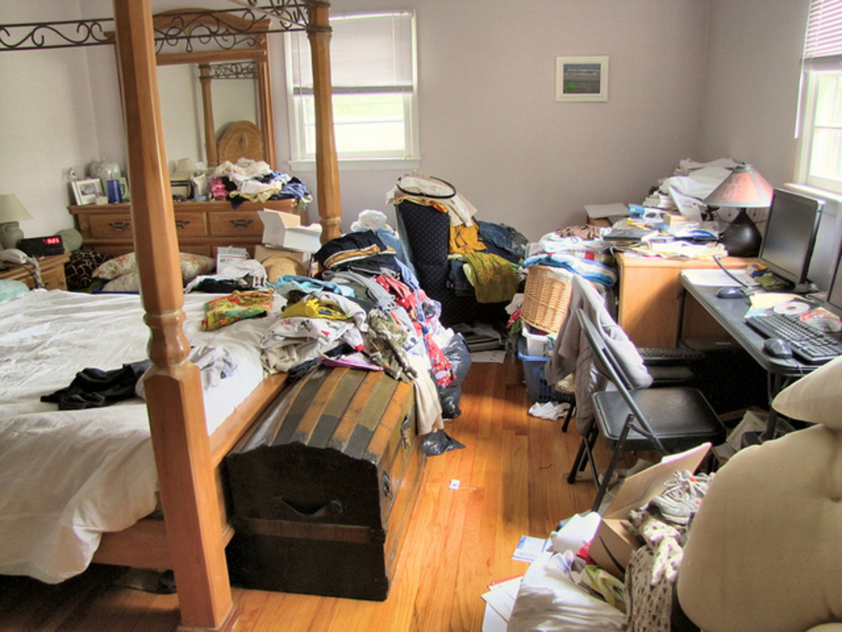 How to Declutter Your House in 30 Days: Simplify Your Life