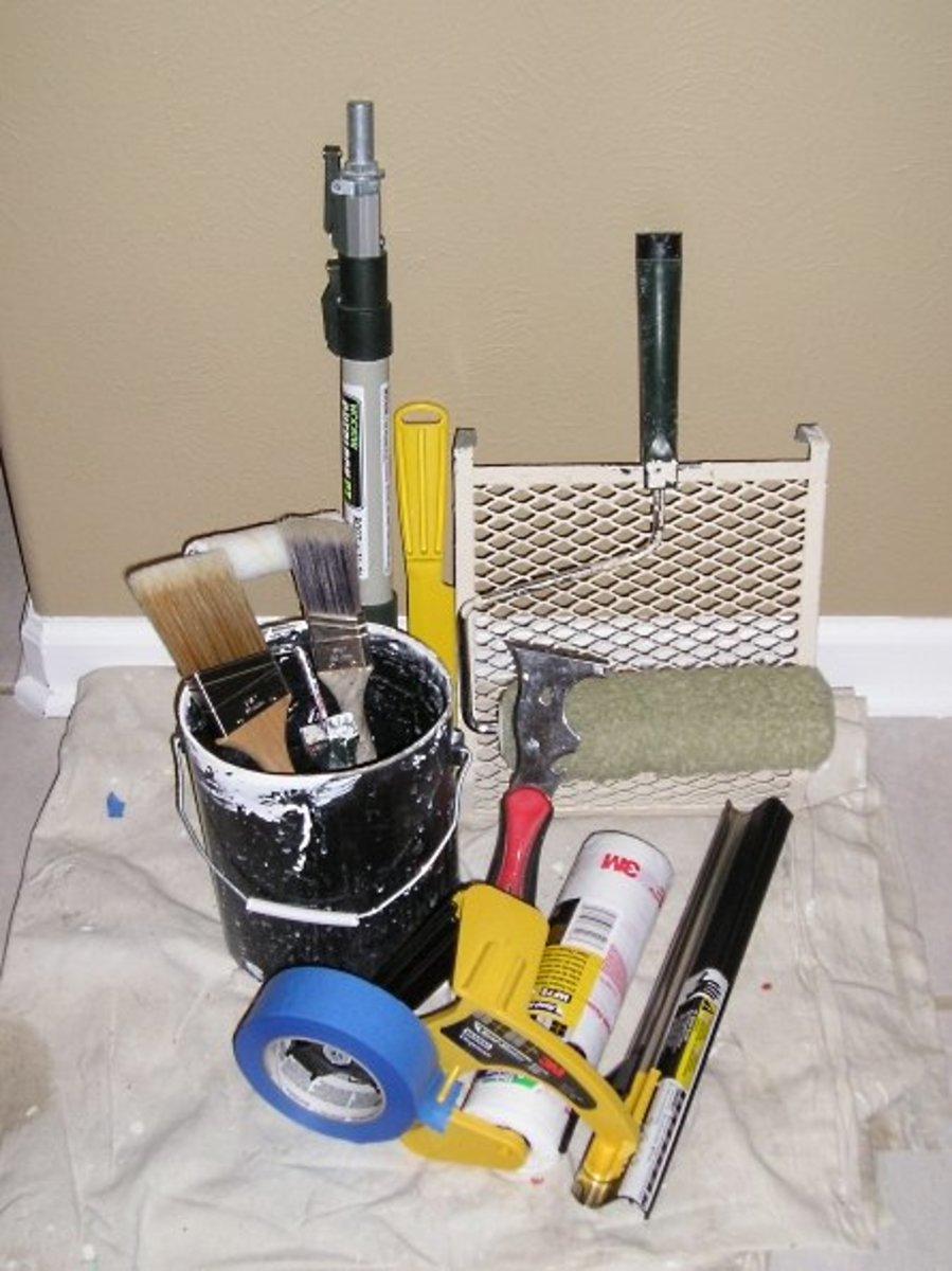 5 House Painting Tools Every Painter Needs