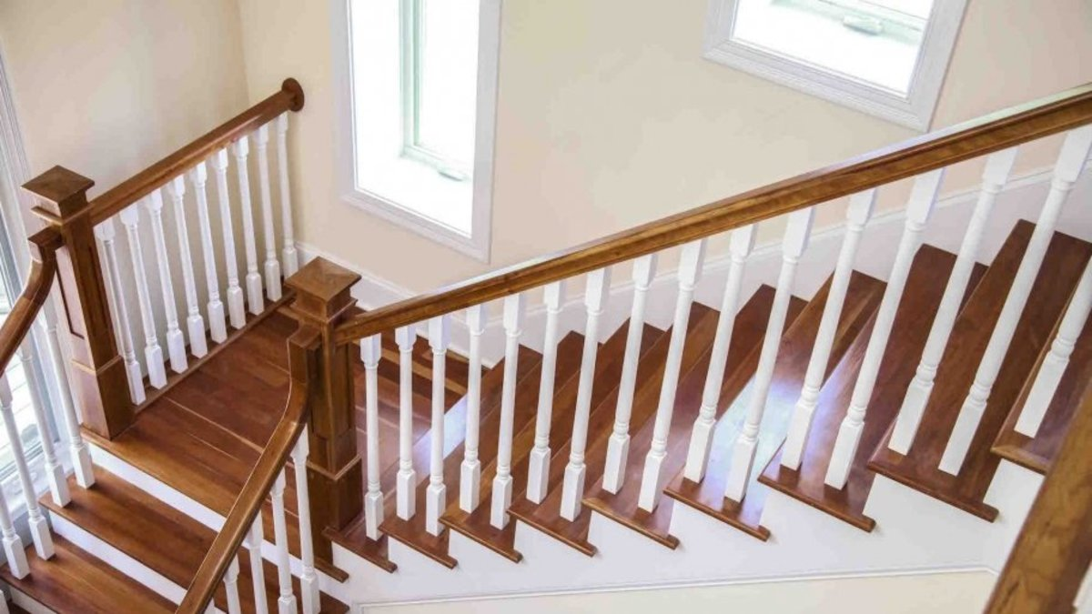 Tips For Painting Staircase Spindles Dengarden