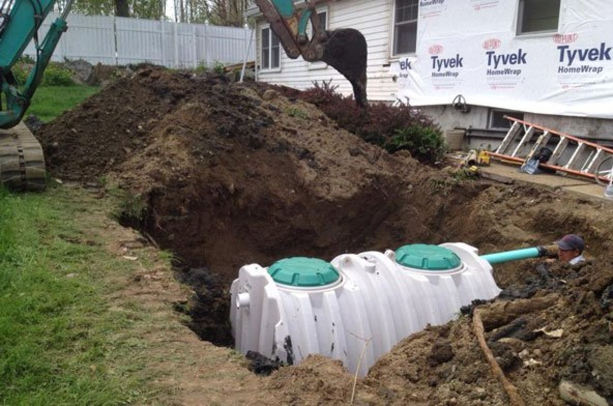 How to keep your septic system healthy dengarden for How big a septic tank do i need