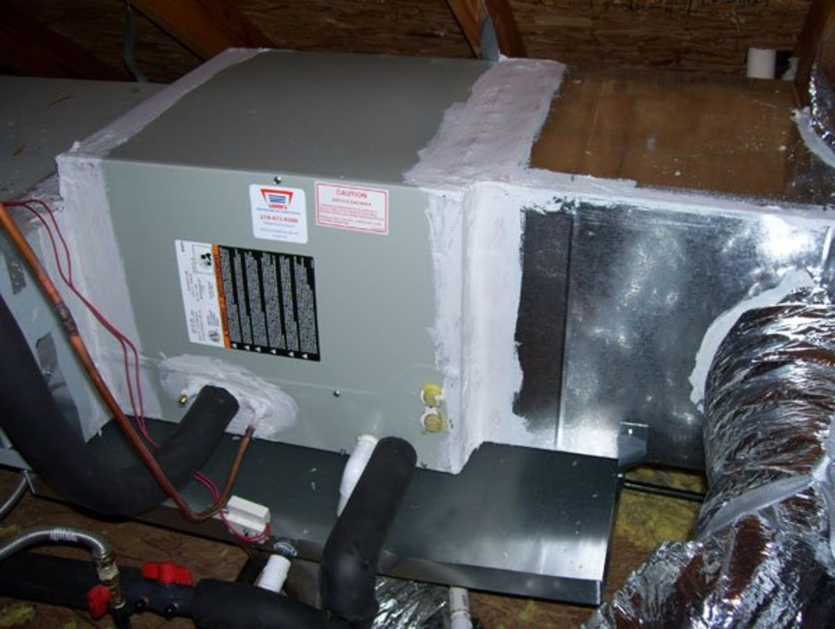 How To Repair Torn Or Damaged Air Conditioning Duct