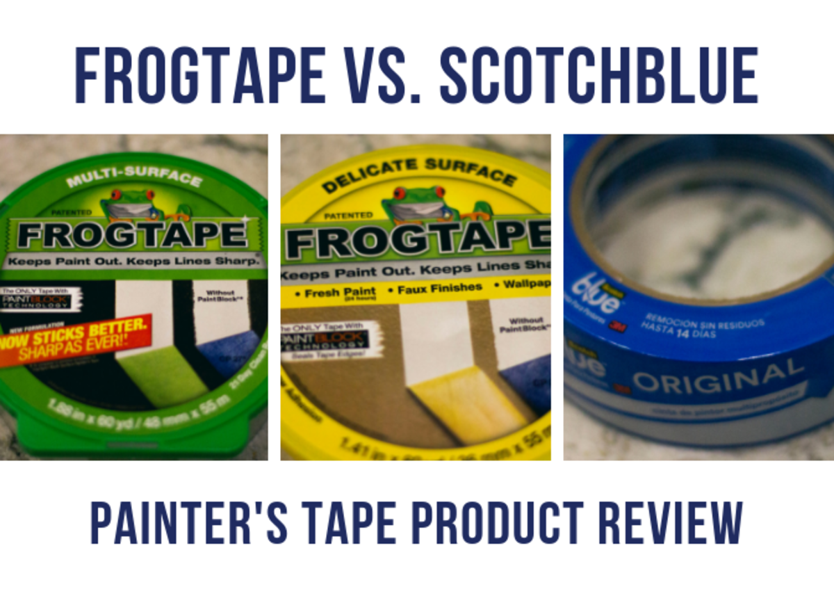 Best Painter S Tape Review 2018