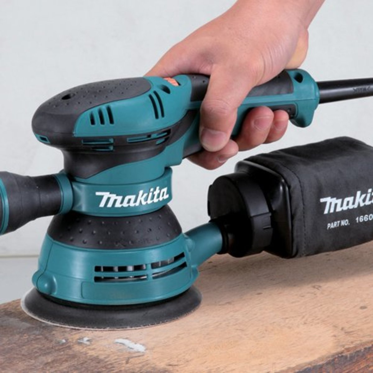 Makita Random Orbit Sander Review