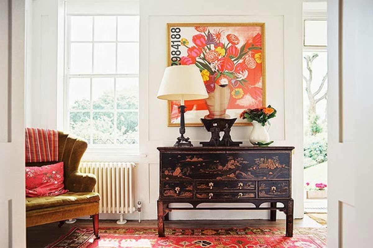 Creating an Entryway With Big Impact